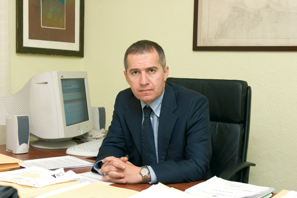 Miembro del Comité Internacional de Derecho Alimentario