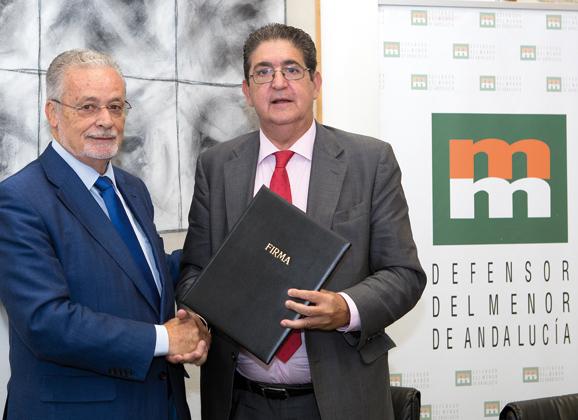 Convenio con el Defensor del Pueblo Andaluz