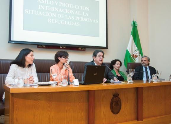 Asilo y protección internacional