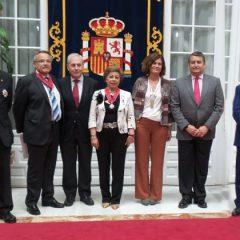 Cruces a López Menudo y a José Ramón Barrera