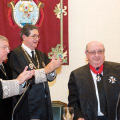 Cruz de San Raimundo para Fernando Piruat