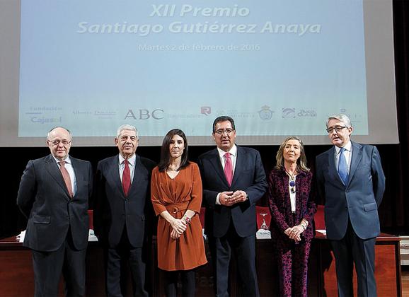 Rocío Camacho, Premio Santiago Gutiérrez Anaya
