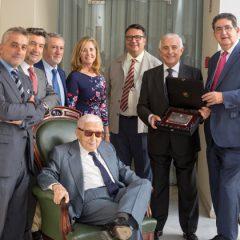 Reconocimiento a José Manuel Castro Muñoz