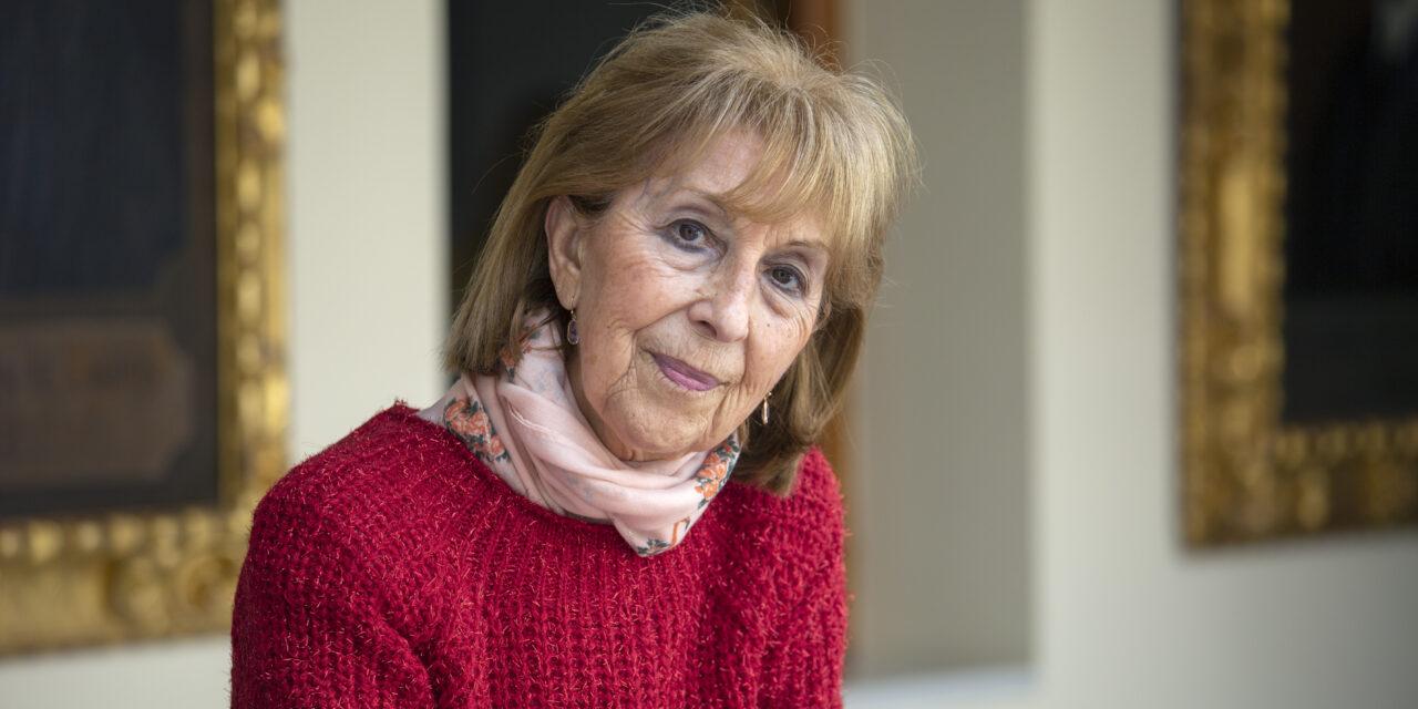 Ana María Martínez, mujer de vocación