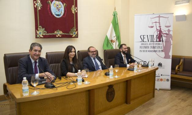 Reunión de la Abogacía Joven en Sevilla