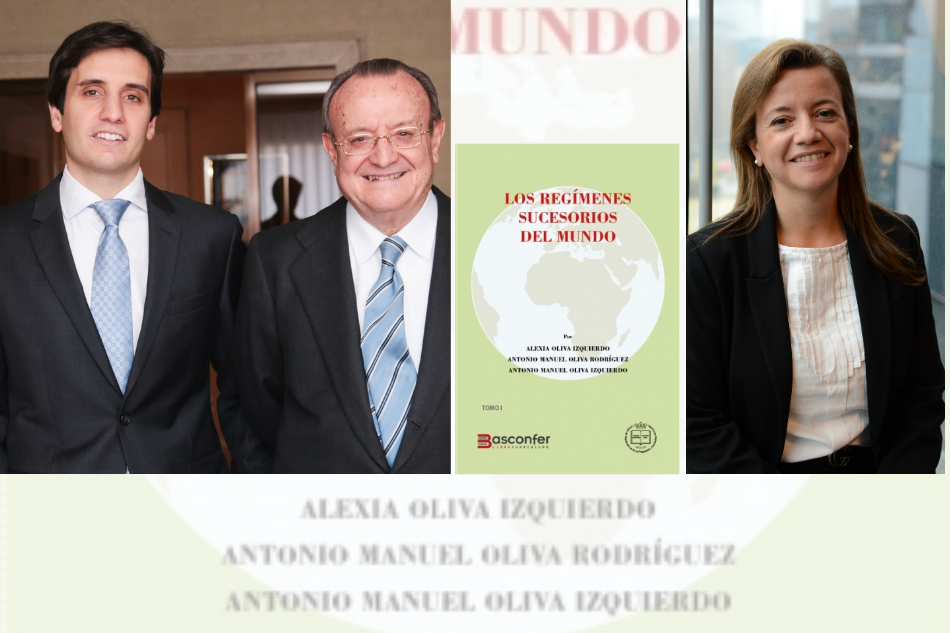 """Tres juristas españoles han recopilado """"Los Regímenes Sucesorios del Mundo"""""""