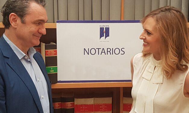 Notario de Guardia, libro de Javier Ronda y Marián Campra
