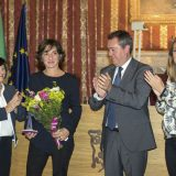 Amalia Calderón premio Mujer de Sevilla 2018
