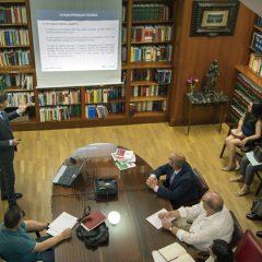 Masterclass sobre Informe oral en Sala