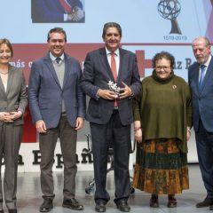 Cruz Roja premia a José Joaquín Gallardo