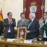 Medalla de Honor del Colegio a don Manuel Olivencia