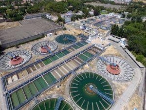 Imagen de Estación de Tratamiento de Agua Potable del Carambolo