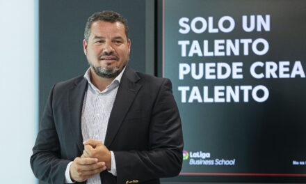 José Moya Gómez, director de LaLiga Business School