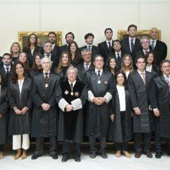 Juras de nuevos Letrados
