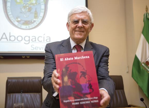 El Abate Marchena, libro de Pedro Sánchez Núñez