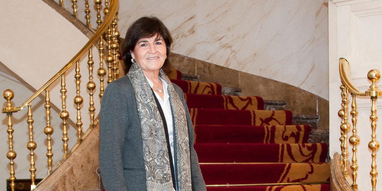 María Pérez Galván, elegida vicepresidenta de AEAFA