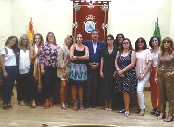 María Sánchez presidenta de mujeres Empresarias