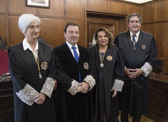 Luis Fernández Arévalo nuevo Fiscal Jefe de Sevilla