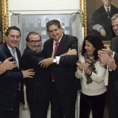 Óscar Cisneros elegido nuevo decano