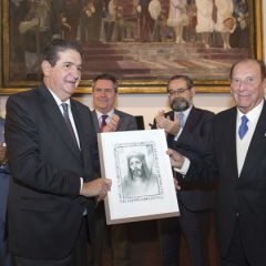 Premio CEU Fernando III al Decano