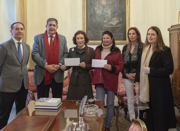 V Tertulia Solidaria para Andex y Aldeas Infantiles